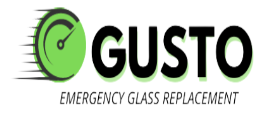 Gusto Emergency Glass Replacement Logo